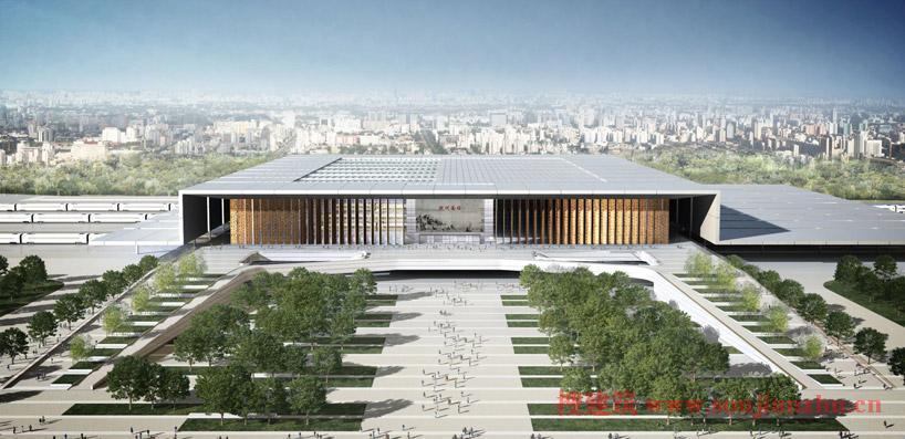 杭州·火车南站 搜建筑网公共建筑设计资料中心