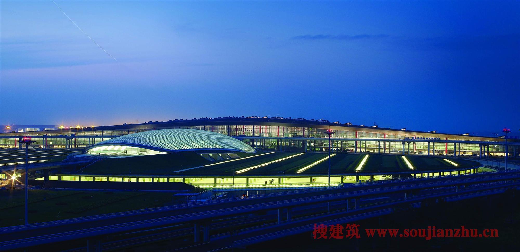 北京·首都国际机场第3航站楼