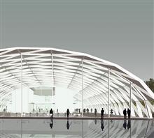 德阳奥林匹克后备人学校设计方案新中式园林景观设计规范图片