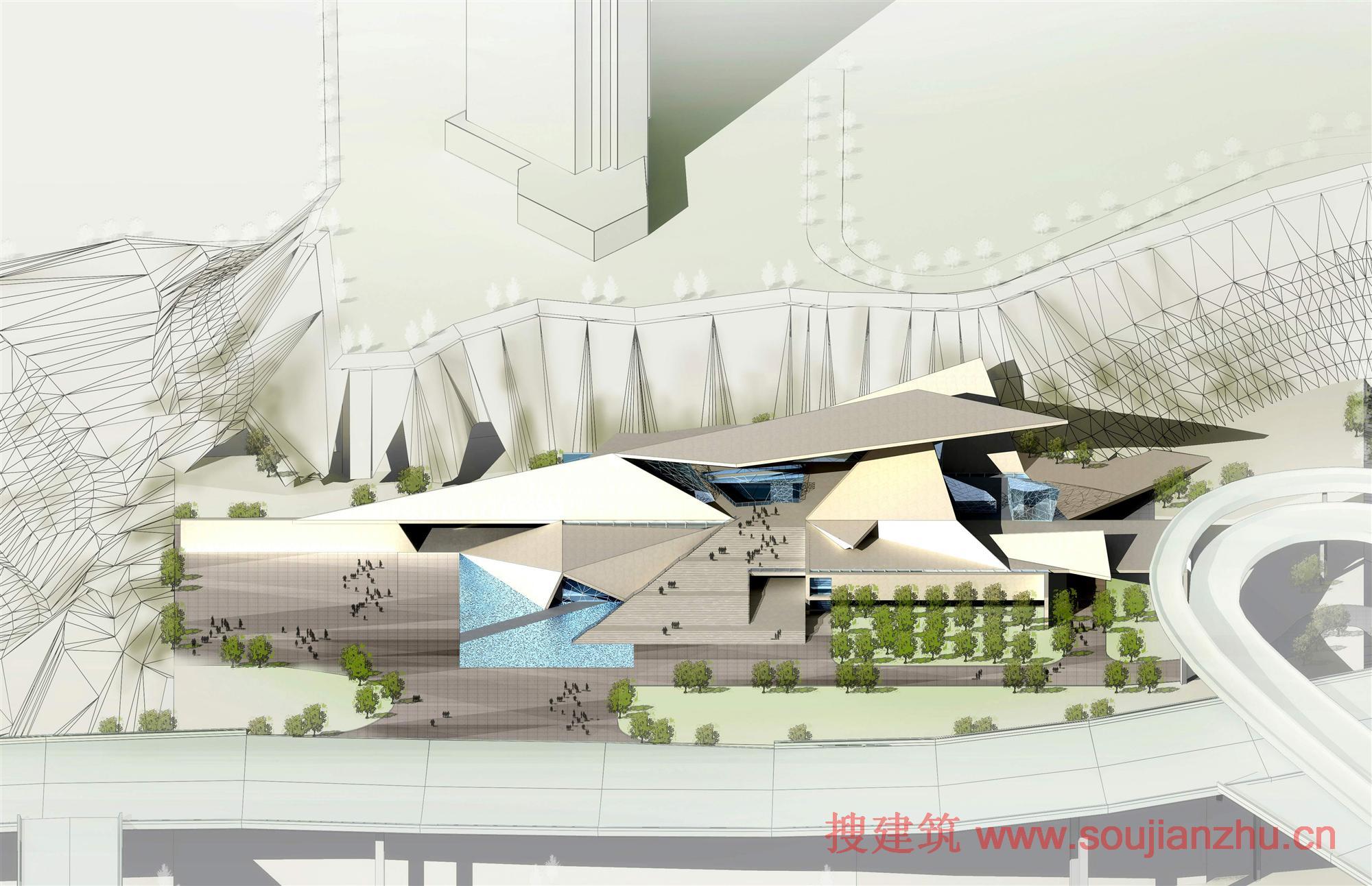 重庆·美术馆设计方案