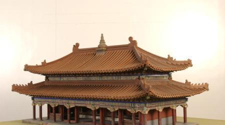 中国古建筑屋顶归纳