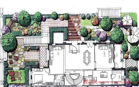 【景观总图】优质庭院景观设计方案平面图集