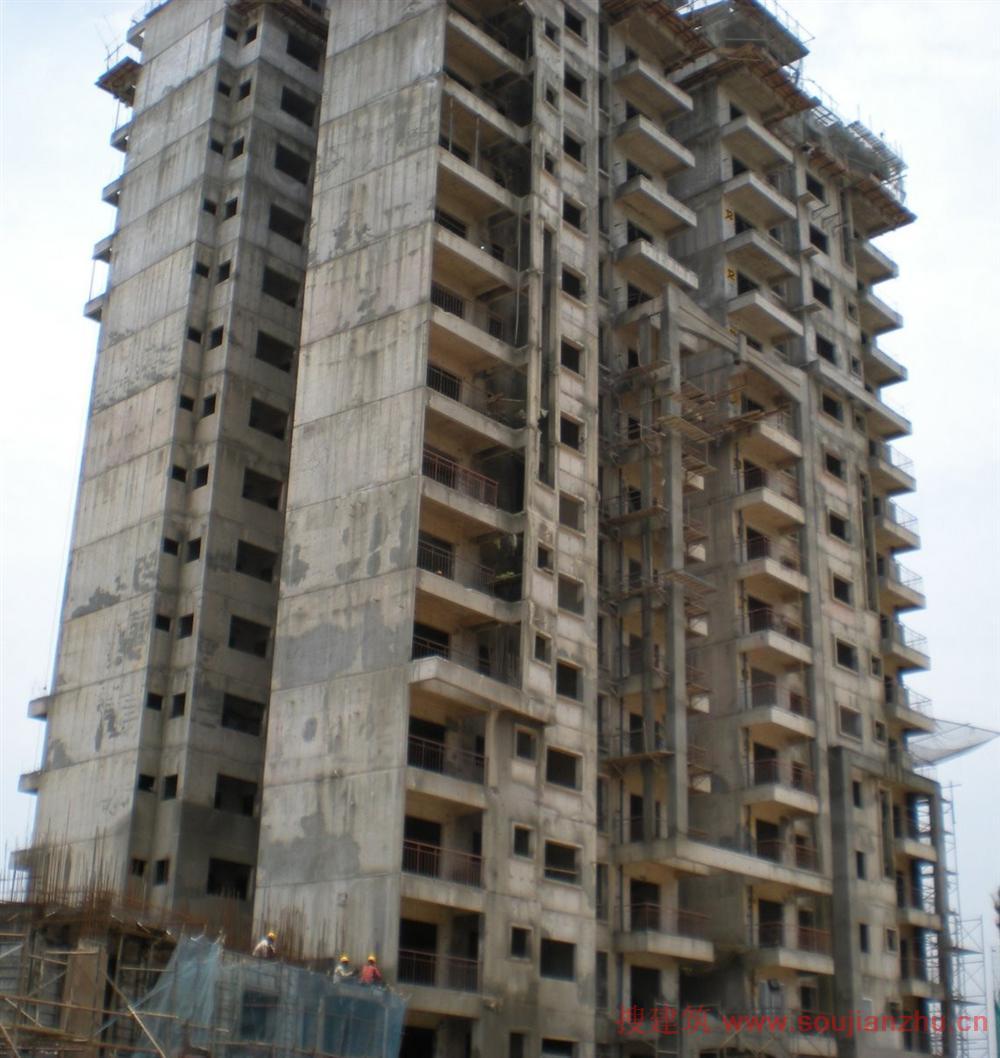 混凝土框架结构设计步骤
