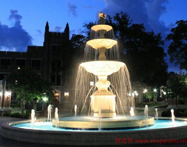 喷泉喷水池的基本设计要求