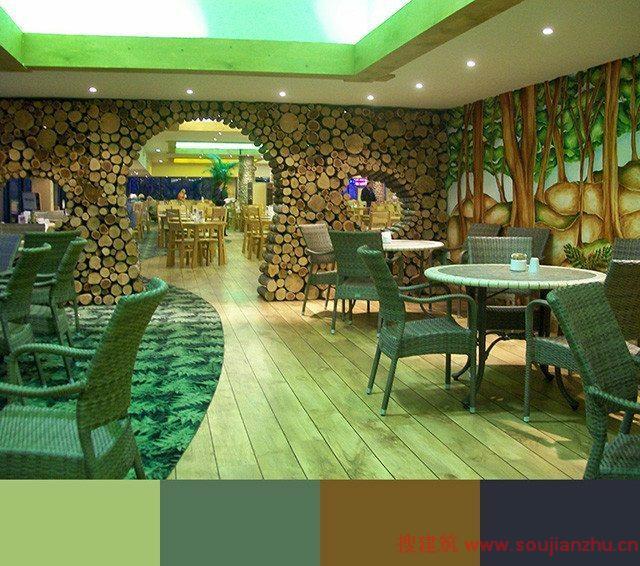 室内设计配色方案