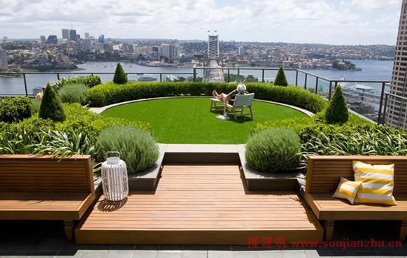 屋顶花园景观设计要点(设计师必备)