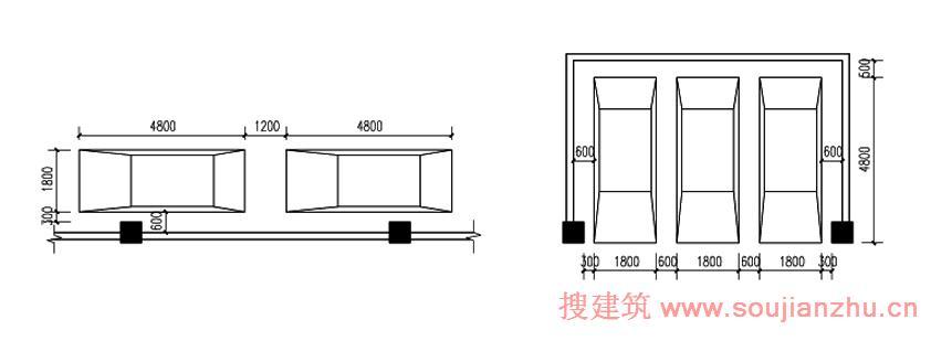 地下車庫方案階段精細化設計