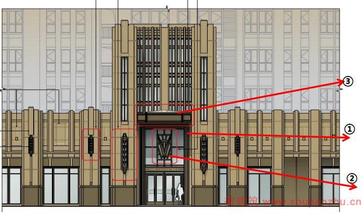 万科住宅大堂设计标准