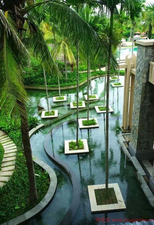 50款景观水景设计意向