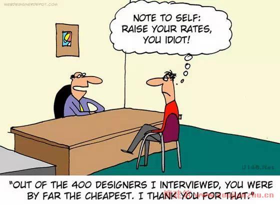 設計師的苦逼是全球通用的?國外設計師搞笑吐槽!