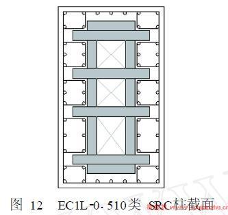10x9米两层房子设计图柱子