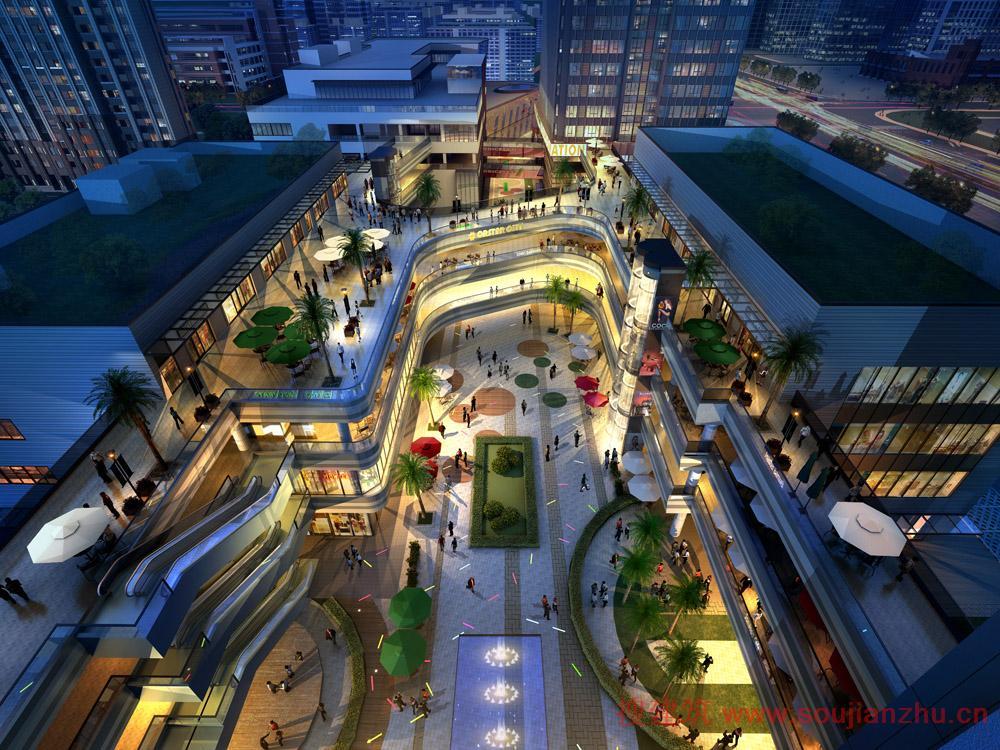 流畅的形体设计打造城市标志性门户:南通星光耀广场