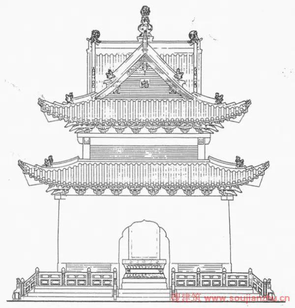 """关注微信公众号 """" 搜建筑"""