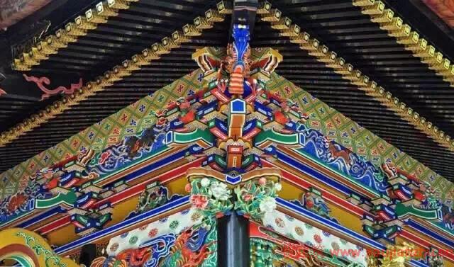 中国古建筑 -- 斗拱