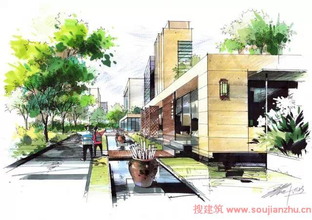 公共建筑(医院)