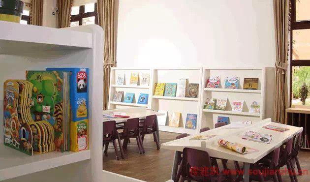 欧式幼儿园楼梯