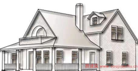 别墅房梁结构图