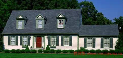 美式独立房建筑类型大全(多图解析)图片