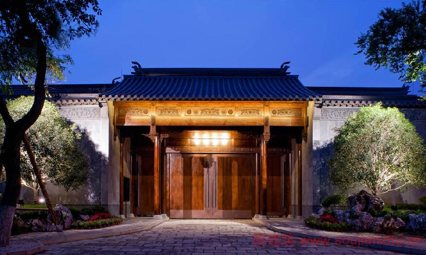 因此,拙政别墅把中国的苏派建筑和苏式古典园林做到极致.