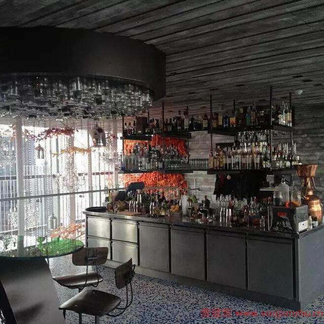 最时尚的创意酒吧全在这里了