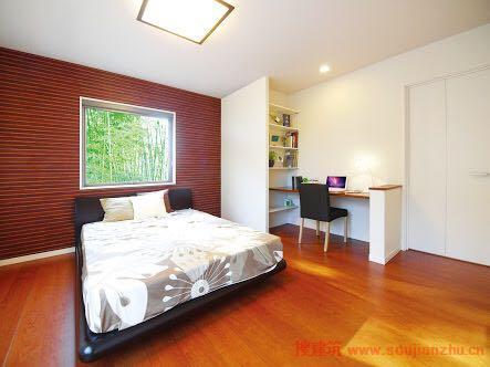 卧室做简单的墙壁隔断