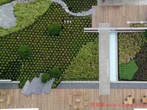 屋顶花园设计要点解析