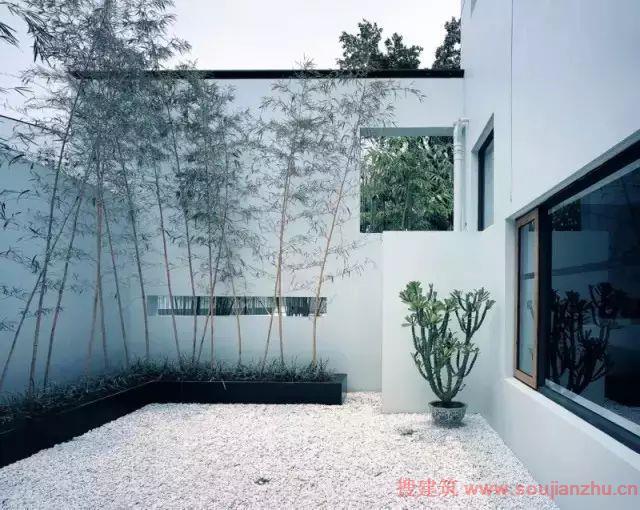 新中式建筑中的景观手法