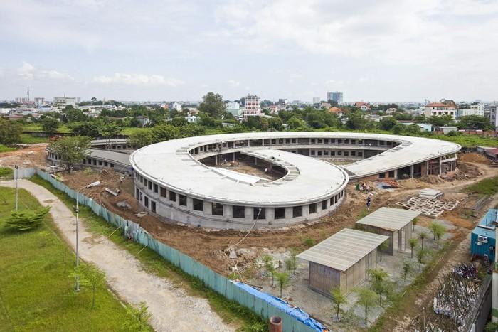 越南·farming幼儿园----vo trong nghia architects