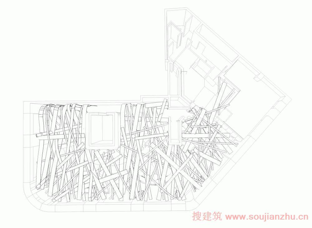 户型 户型图 简笔画 平面图 手绘 线稿 1000_730