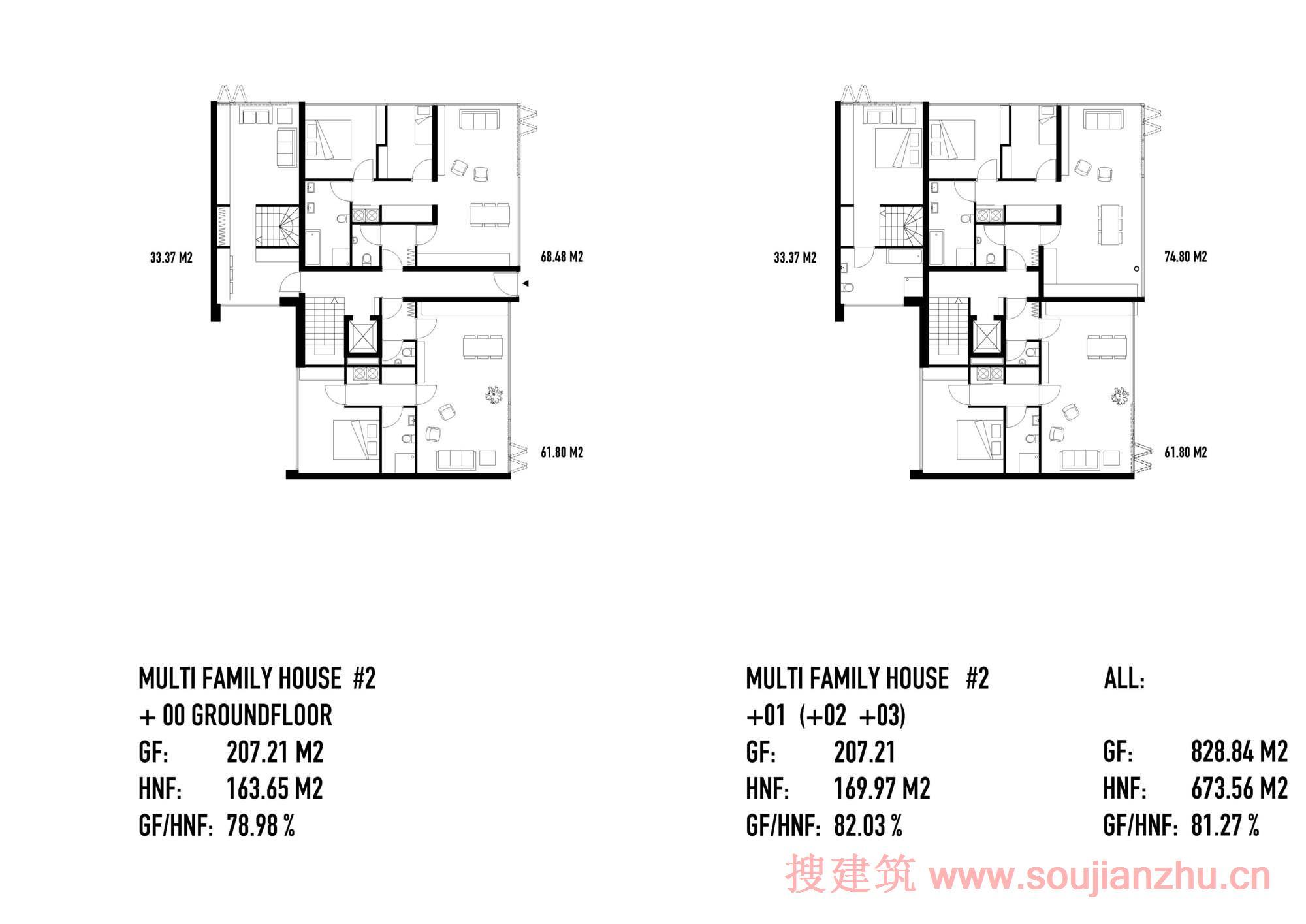 建筑师:MVRDV 地点:瑞士 该项目是由MVRDV设计的,包括95家,有16种不同类型。他们的城市混合发展方案结合城市住宅中央位置,隐私权的特点,对郊区生活的特点,地下停车场:花园,多层次的生活和社区居委会。工程预计在2015年开始建设。 住房要求比较简要,MVRDV创造了一个混合的城市街区在角落的小公寓,沿着街道和花园和露台的房子的块内排屋。16个不同的房屋类型,一至四层面积从30到130平方米不等,自然会吸引居民混合组,是创造一个生动的城市环境的一个重要因素。该项目包括9000平方米的住
