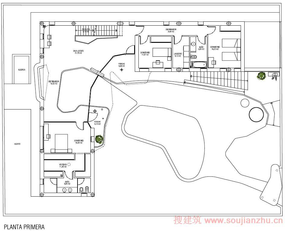 房屋设计图 建房展示