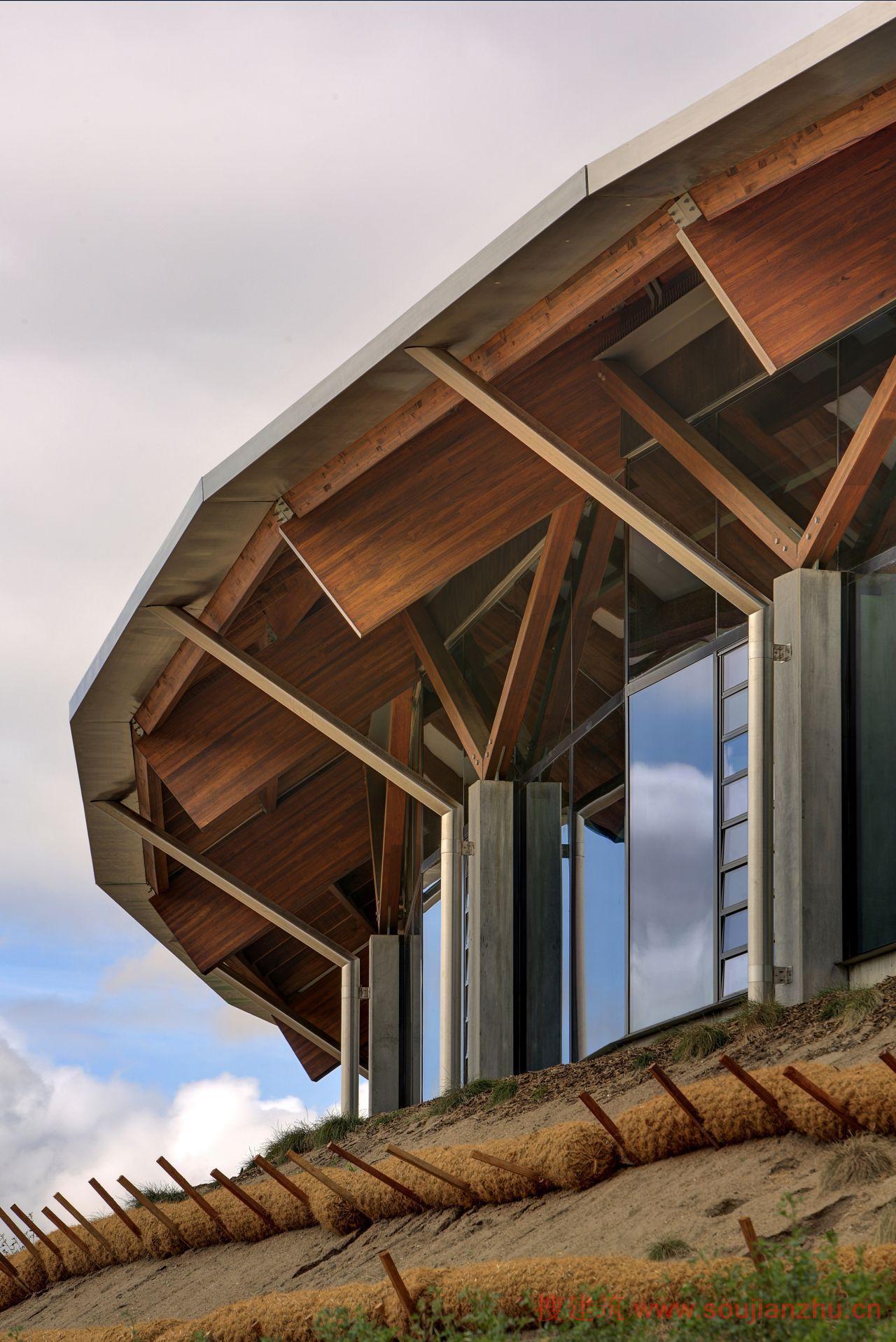 创新的木结构