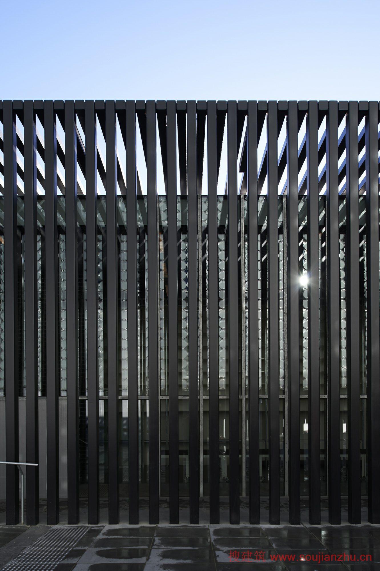 澳大利亚·rmit设计中心(design hub)---sean godsell