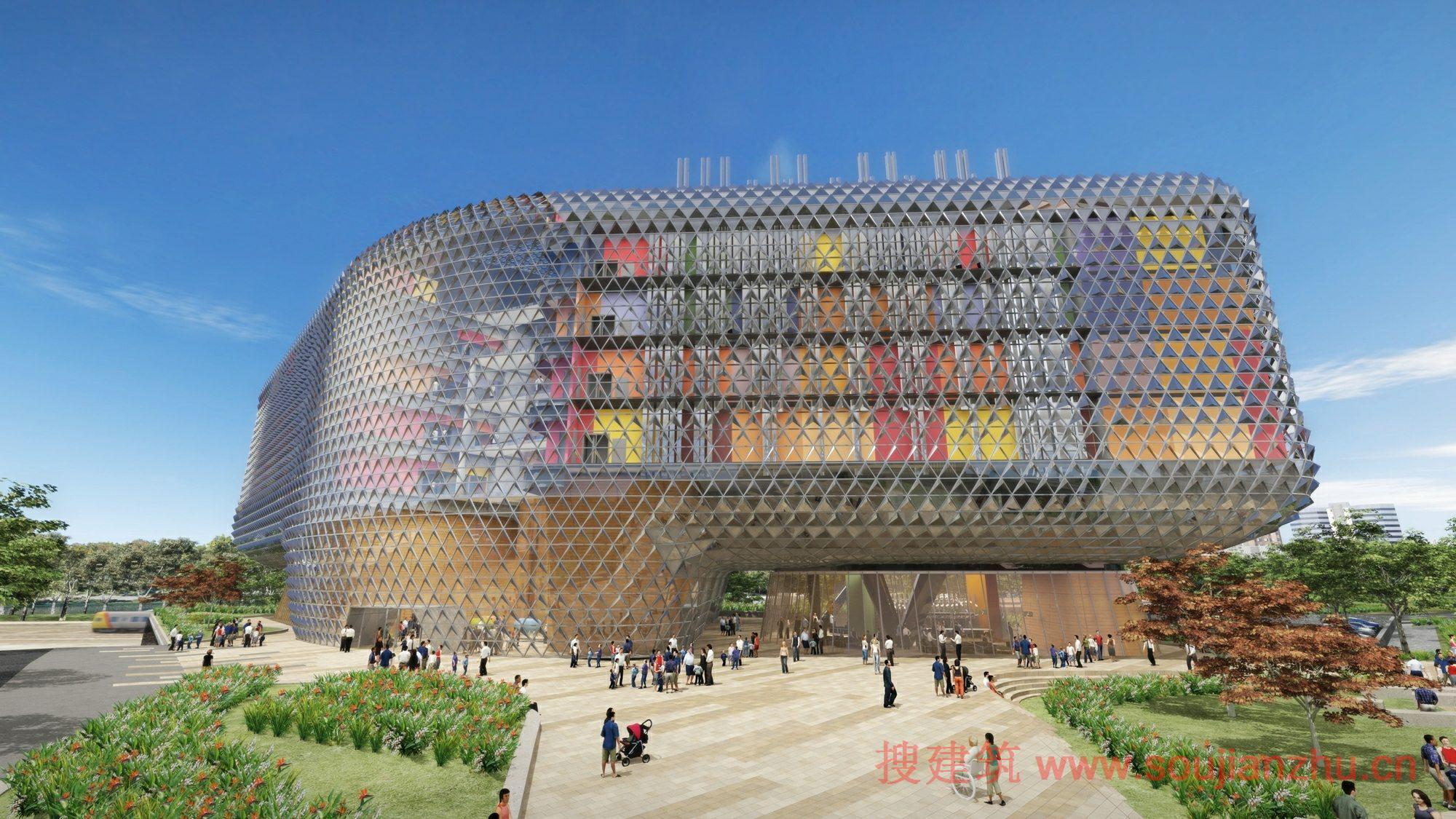 建筑师:Woods Bagot 地点:澳大利亚 面积:25000平方米 完成时间:2014 澳大利亚的总理Hon Tony Abbott MP和南澳大利亚总理Hon Jay Weatherill MP,于11月29日在Adelaide参加了卫生和医学研究院的开放仪式。 该研究所是由Woods Bagot设计的,研究所的设施设计通过一个独特的外观定义,是一个世界级的卓越研究中心,最多可容纳675名研究人员,坐落在一个医疗区,也将拥有新的皇家Adelaide医院(NRAH)。 研究和医院服务的定位将