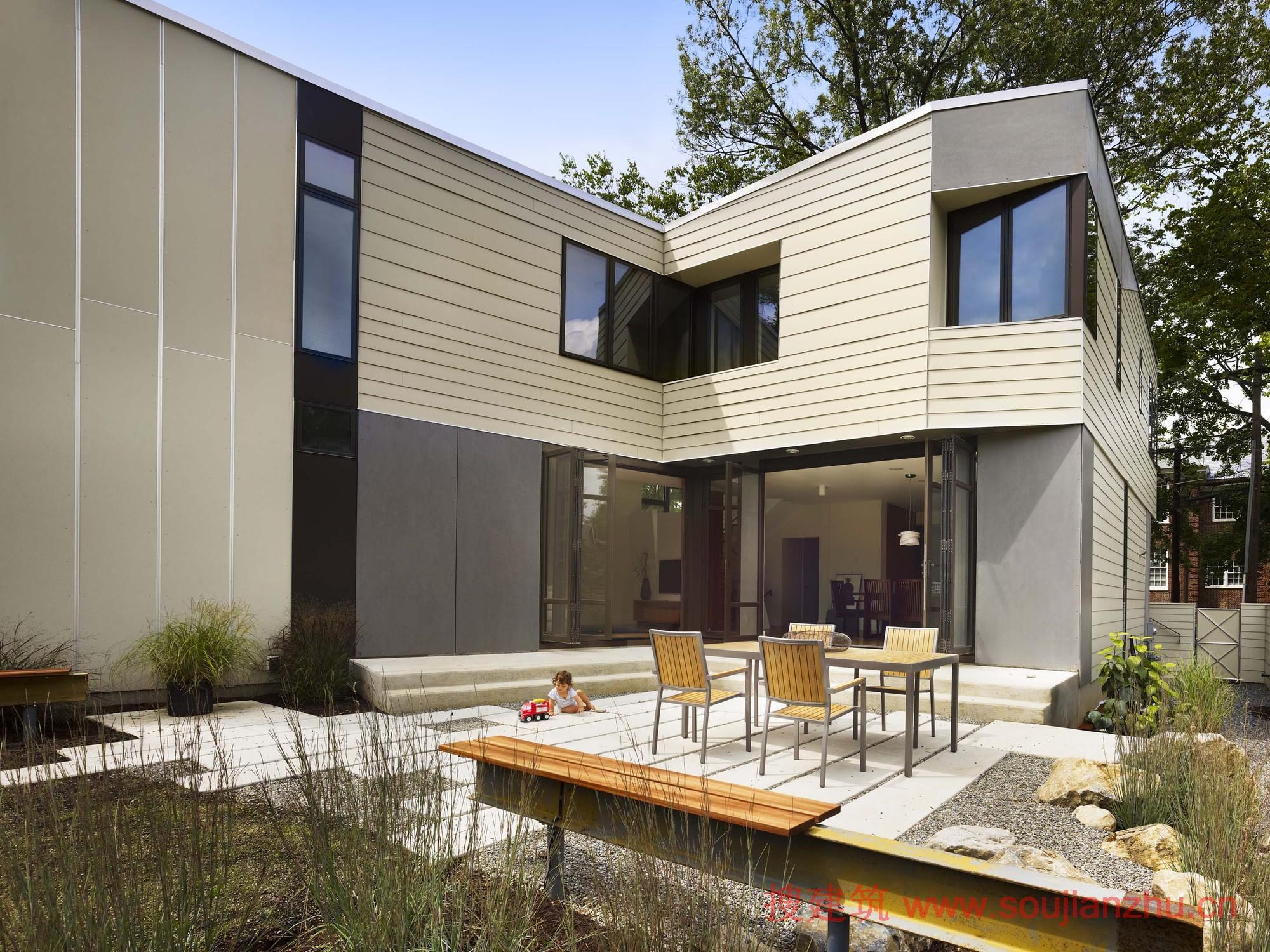 美国房屋设计图