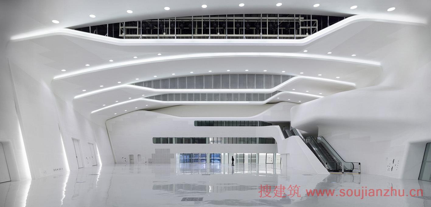 韩国·东大门设计广场---扎哈·哈迪德