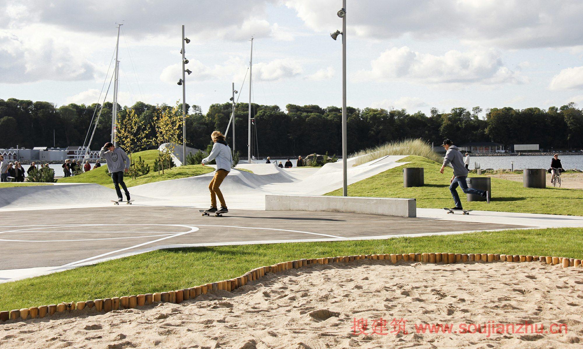 丹麦·lemvig滑板公园---effekt