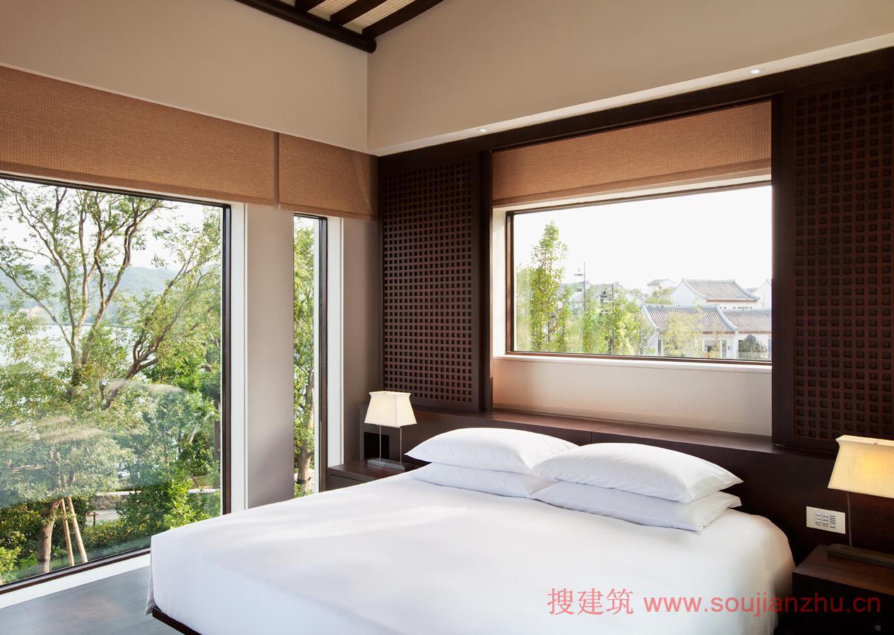 背景墙 房间 家居 酒店 设计 卧室 卧室装修 现代 装修 1266_899