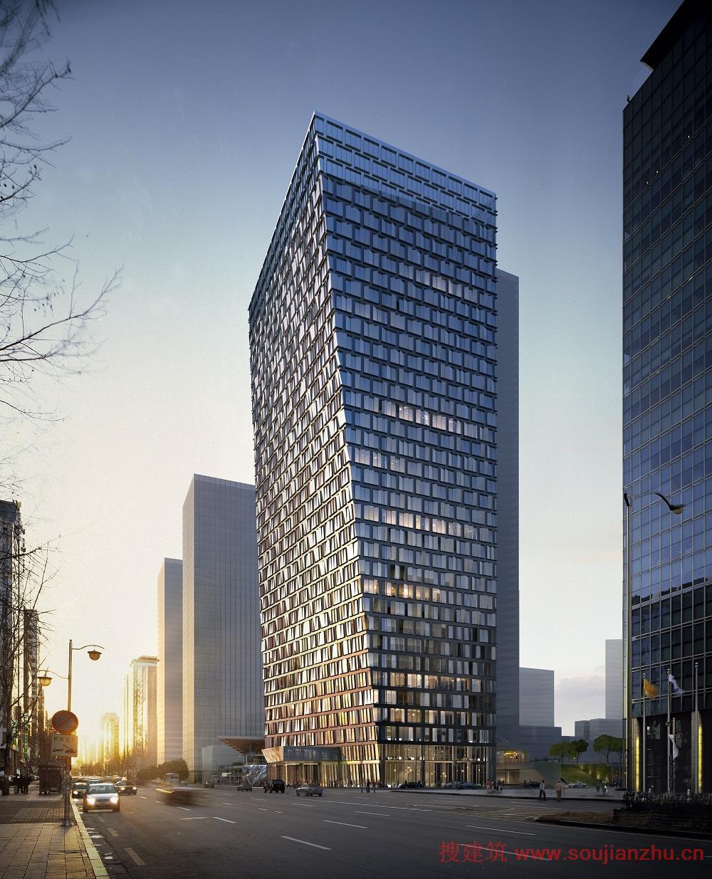 世界现代主义著名塔楼