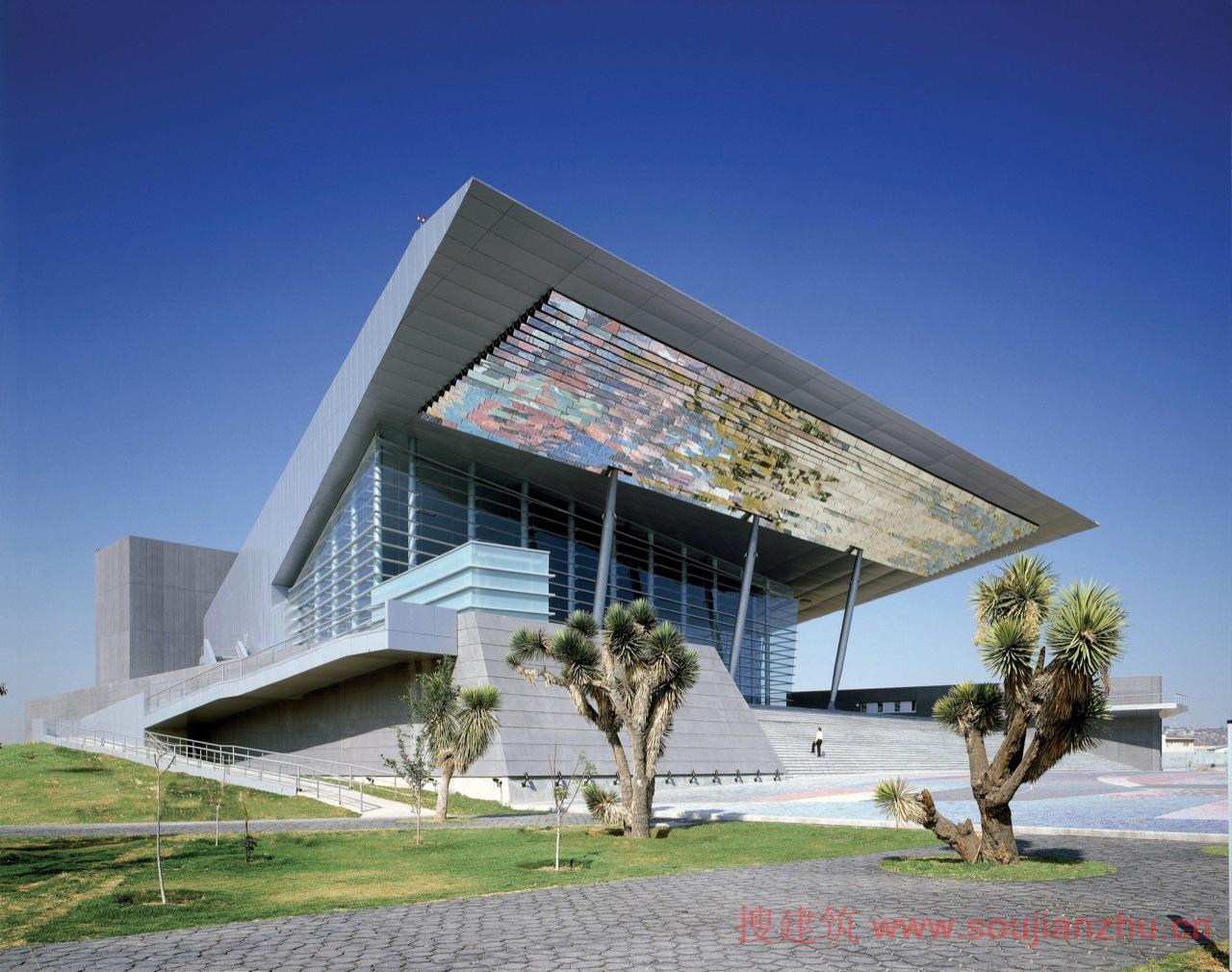 墨西哥·gota de plata剧院---migdal arquitectos