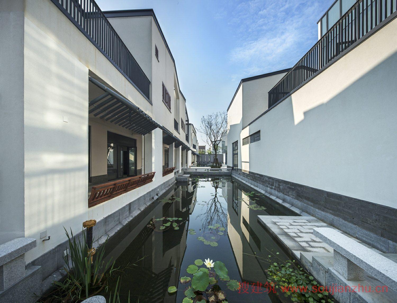 上海·证大朱家角西镇— dc国际建筑设计事务所