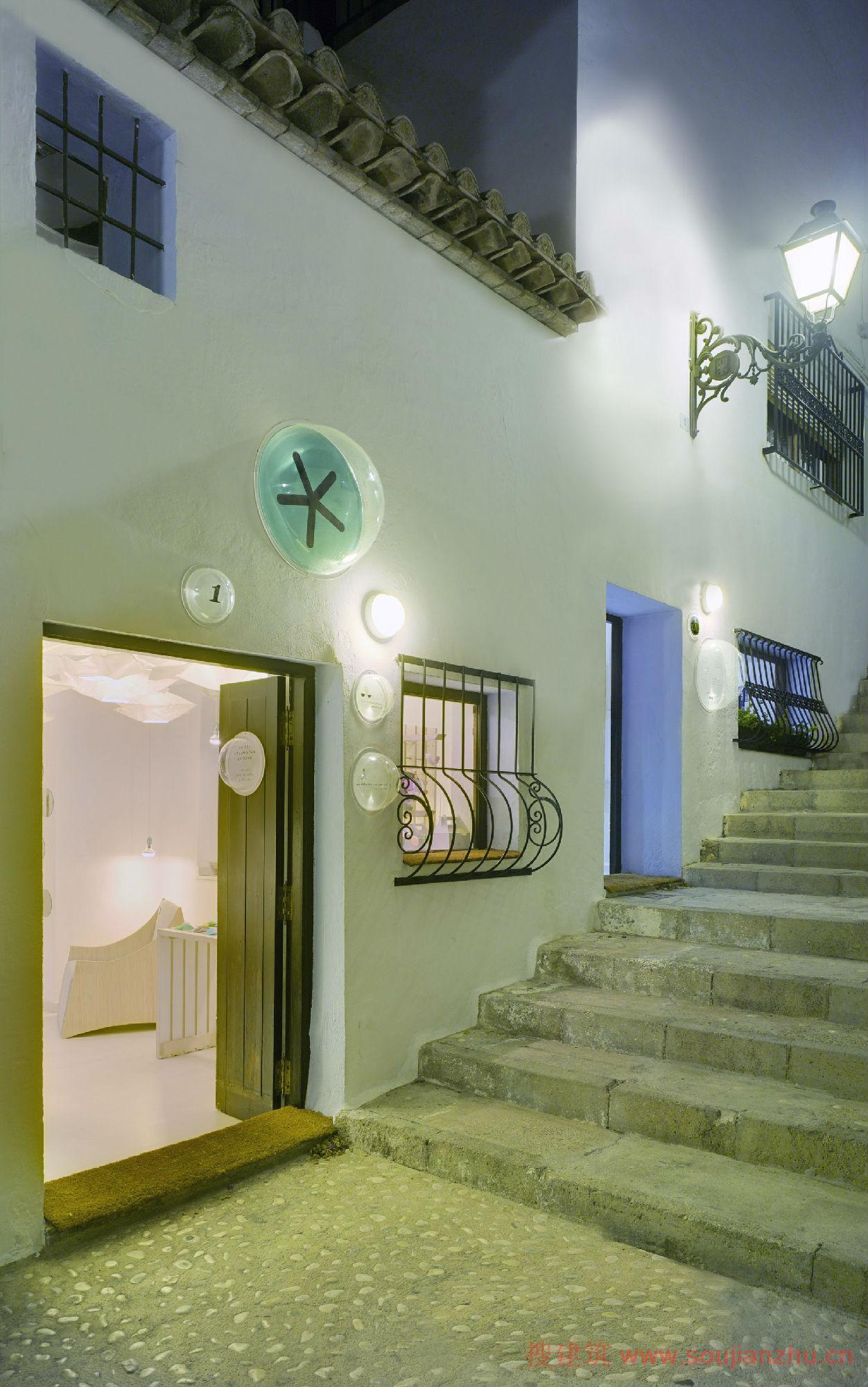 西班牙·工作室和画廊---estudio ji arquitectos