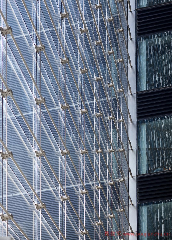 上海现代建筑设计院_上海·中国钻石交易中心---美国GP建筑设计有限公司-搜建筑网