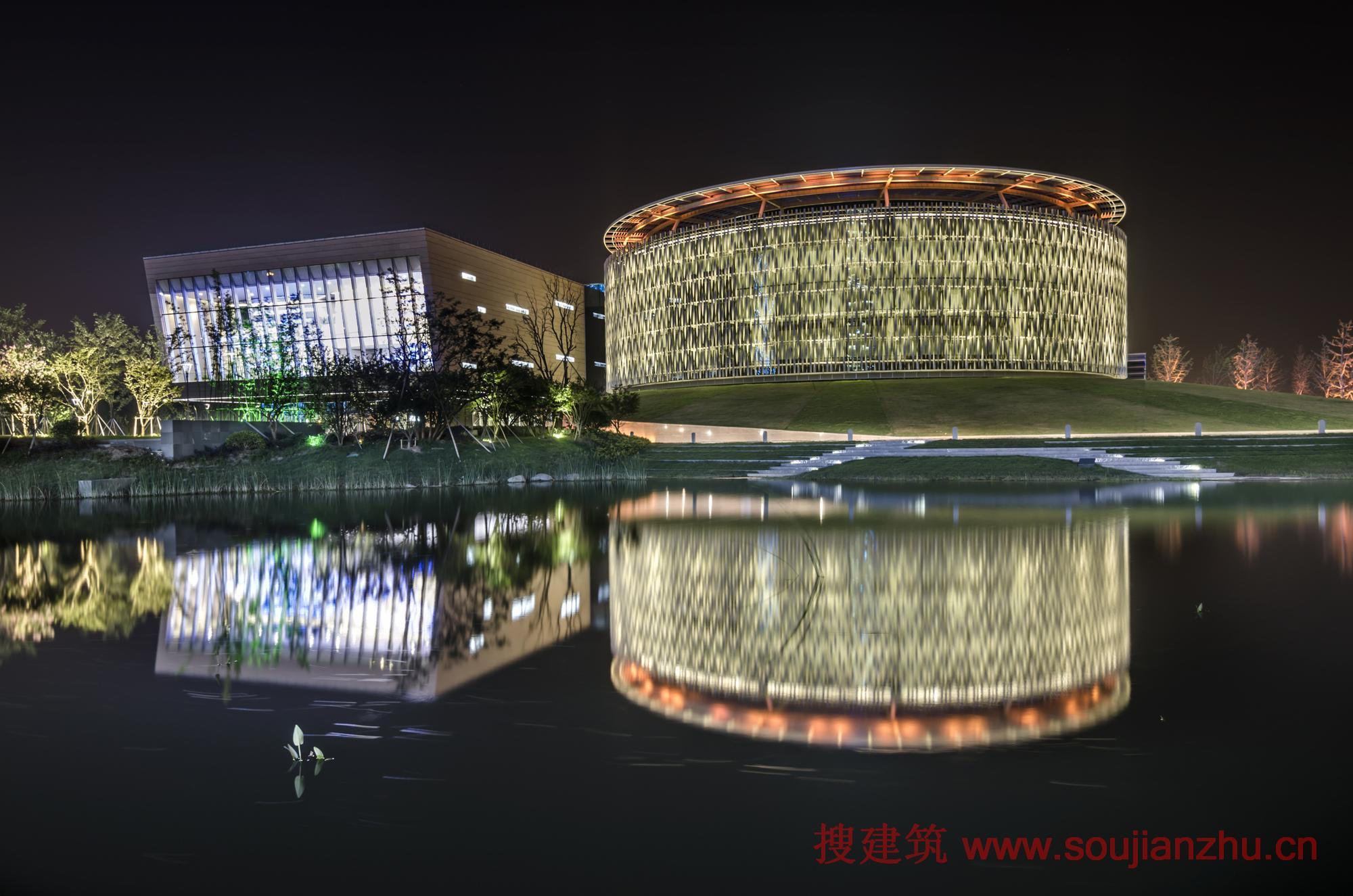 苏州 高新区城市规划展览馆 英国BDP图片