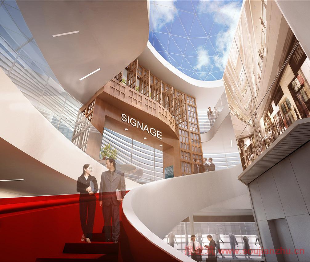 """北京·""""未来商业""""展示空间---latitude"""