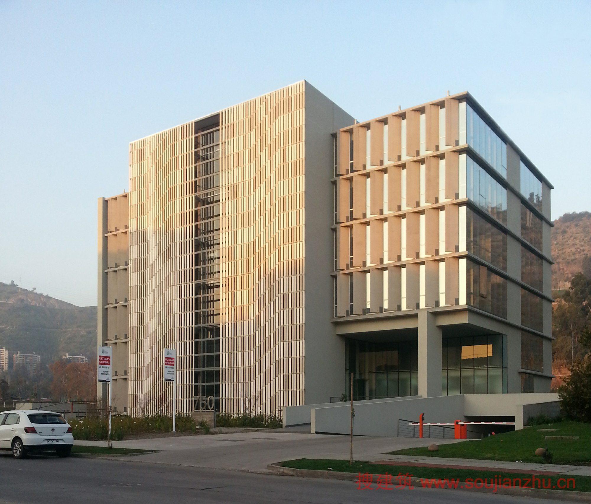 2014性能最好的手机_搜建筑网 -- 智利·Vitra办公楼---Sebastian Larroulet和Arturo Lopez和 ...