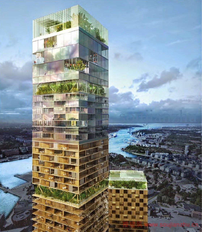 斯堪的纳维亚半岛上最高的塔竞争方案
