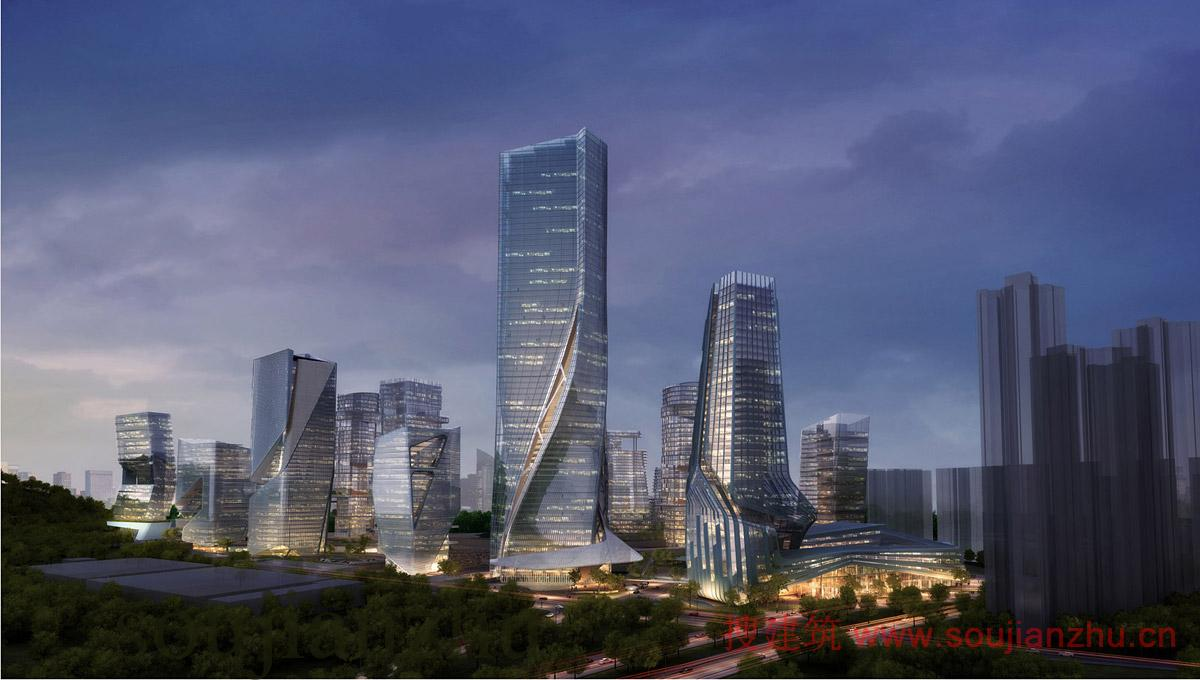 搜建筑网 -- 广东·深圳雅宝高新科技企业总部园区图片