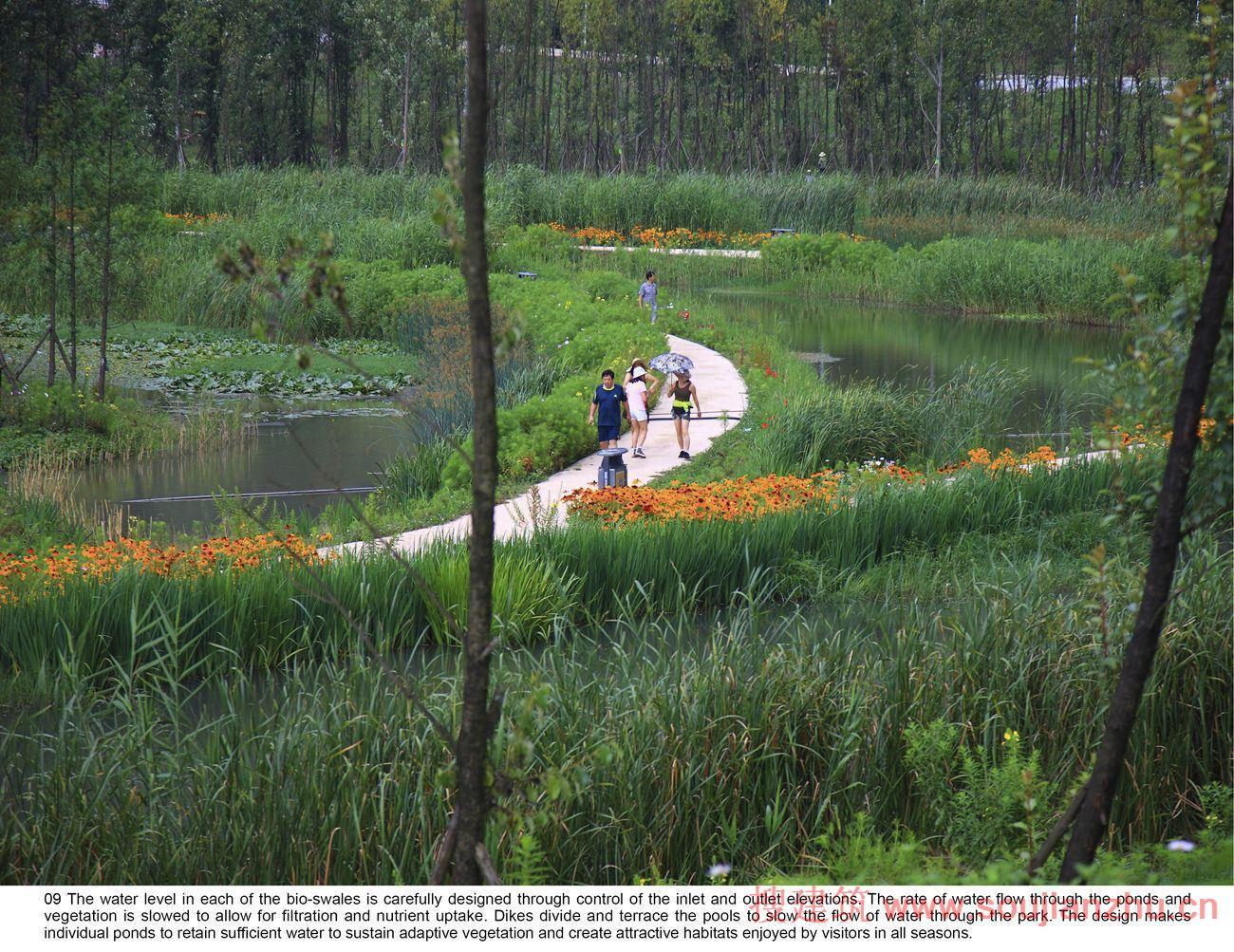 六盤水城市生態海綿工程獲2014全美景觀設計大獎