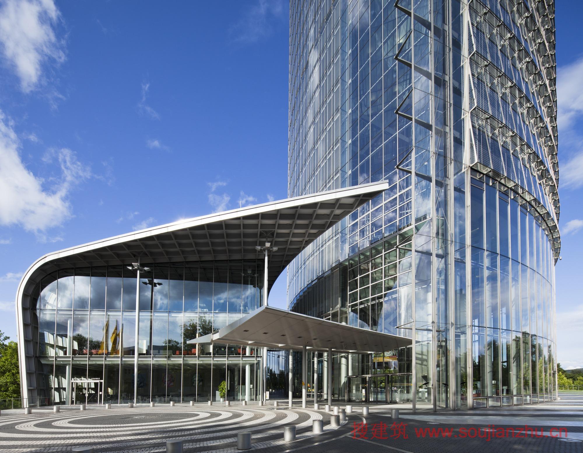 挣钱网_搜建筑网 -- 德国·邮政大厦获得高层建筑与都市住宅委员会10年奖 ...